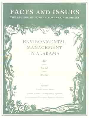 Cover of Environmental Management in AL