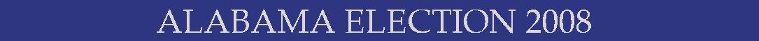 AL Election 2008 banner jpg