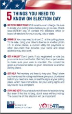 Five Things You Should Know on Election Day jpg